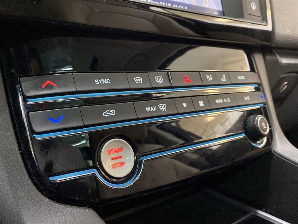 Used 2017 Jaguar F-PACE 35t Premium for sale Sold at Gravity Autos Marietta in Marietta GA 30060 32