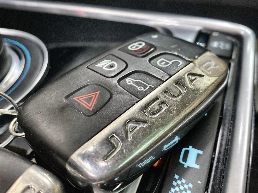 Used 2017 Jaguar F-PACE 35t Premium for sale Sold at Gravity Autos Marietta in Marietta GA 30060 43