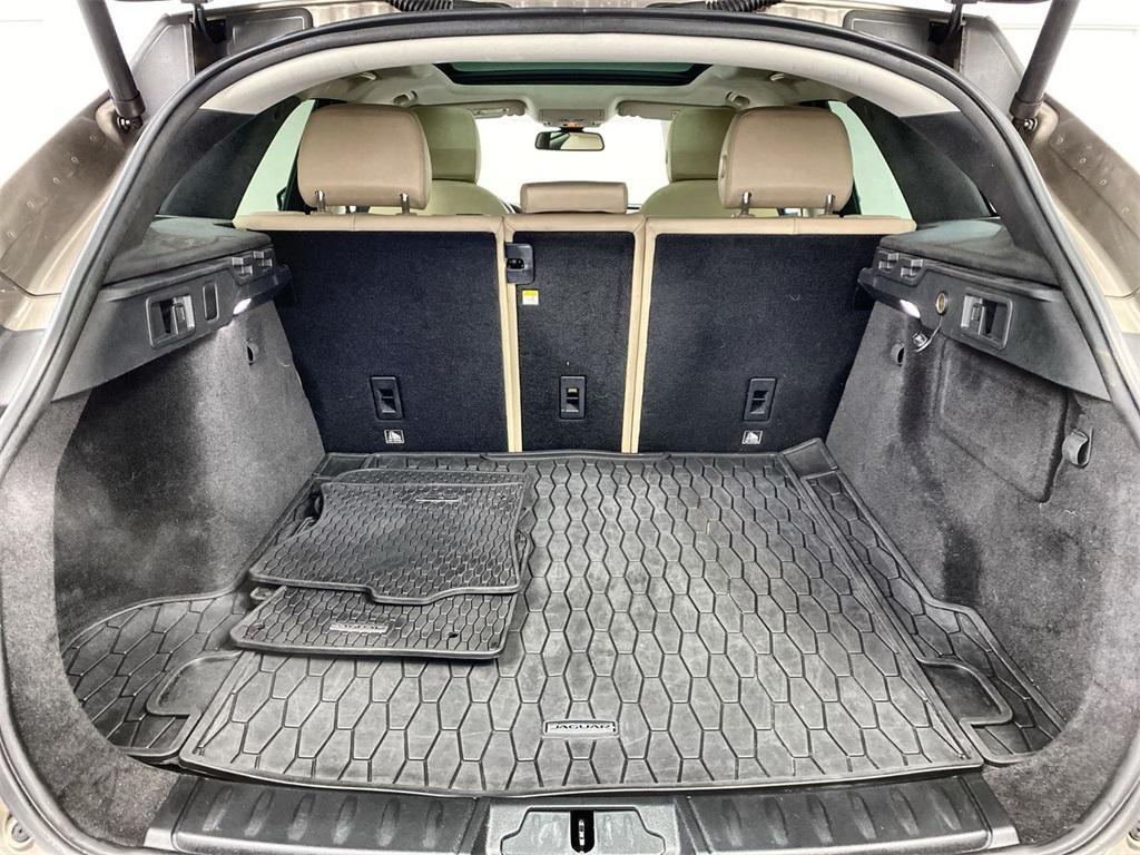 Used 2017 Jaguar F-PACE 35t Premium for sale Sold at Gravity Autos Marietta in Marietta GA 30060 44