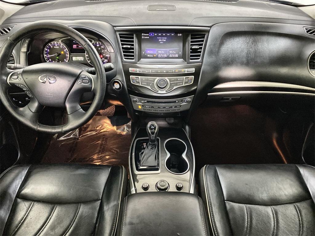 Used 2017 INFINITI QX60 for sale Sold at Gravity Autos Marietta in Marietta GA 30060 40
