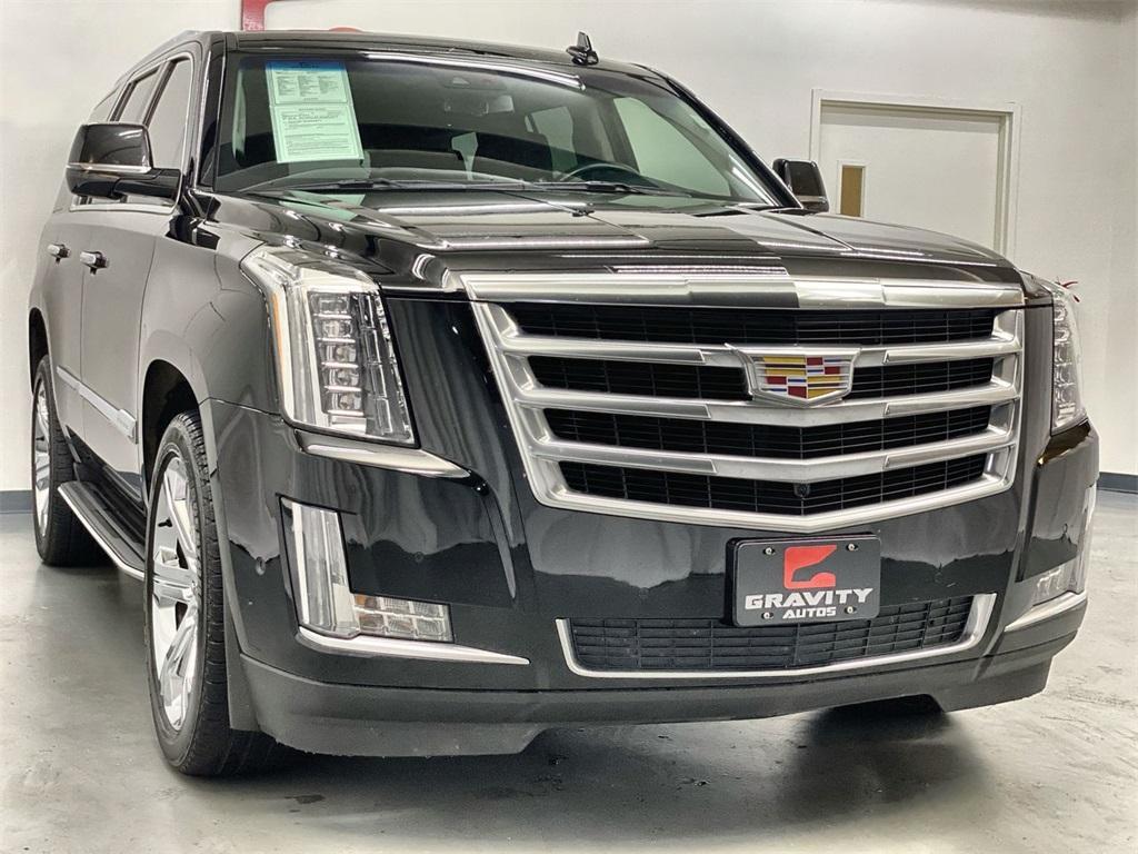 Used 2017 Cadillac Escalade Luxury for sale Sold at Gravity Autos Marietta in Marietta GA 30060 2
