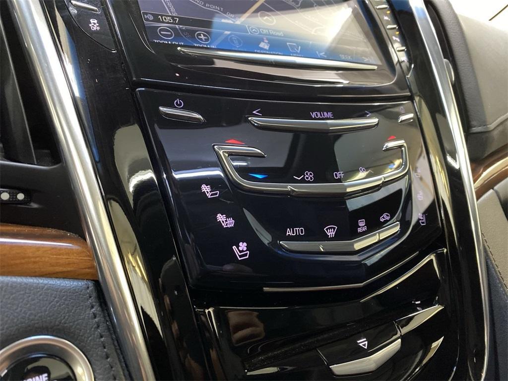 Used 2017 Cadillac Escalade Luxury for sale Sold at Gravity Autos Marietta in Marietta GA 30060 34