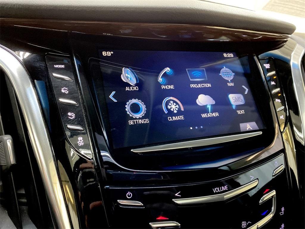 Used 2017 Cadillac Escalade Luxury for sale Sold at Gravity Autos Marietta in Marietta GA 30060 39