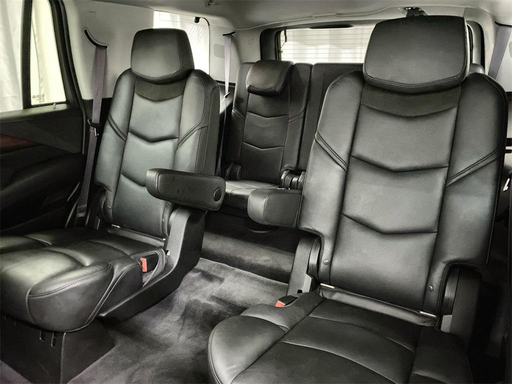 Used 2017 Cadillac Escalade Luxury for sale Sold at Gravity Autos Marietta in Marietta GA 30060 41