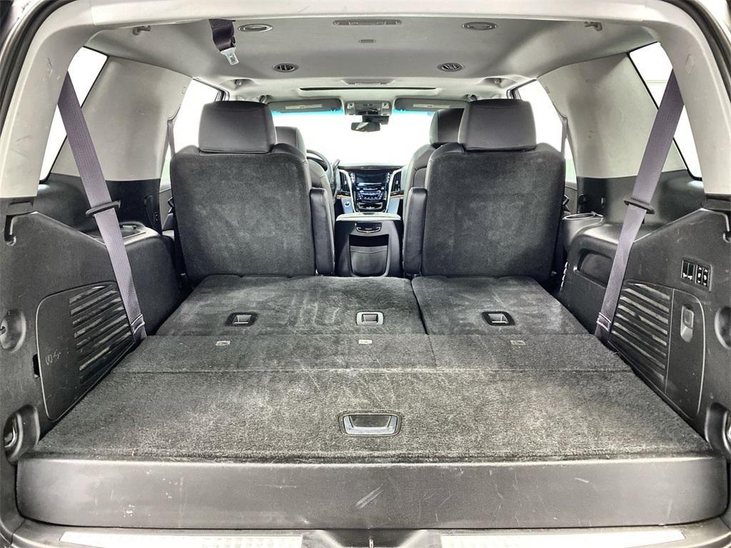 Used 2017 Cadillac Escalade Luxury for sale Sold at Gravity Autos Marietta in Marietta GA 30060 47