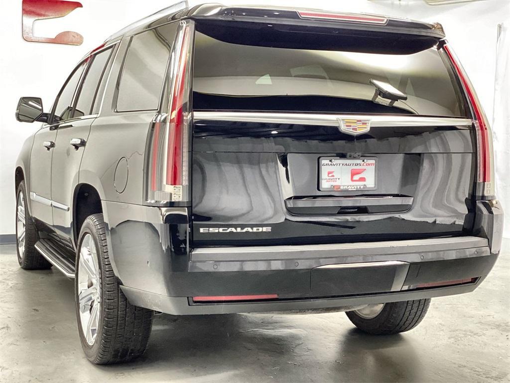 Used 2017 Cadillac Escalade Luxury for sale Sold at Gravity Autos Marietta in Marietta GA 30060 6