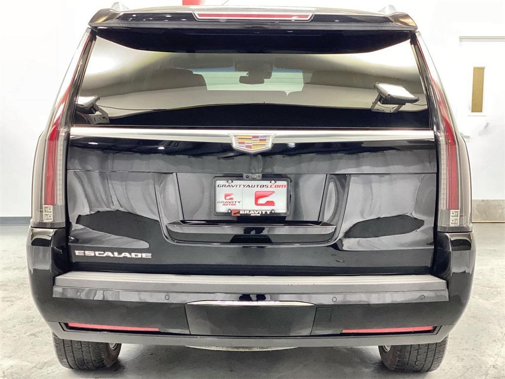 Used 2017 Cadillac Escalade Luxury for sale Sold at Gravity Autos Marietta in Marietta GA 30060 7