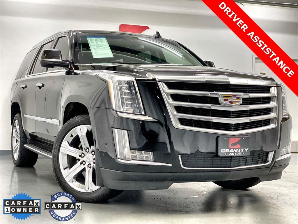 Used 2017 Cadillac Escalade Luxury for sale Sold at Gravity Autos Marietta in Marietta GA 30060 1