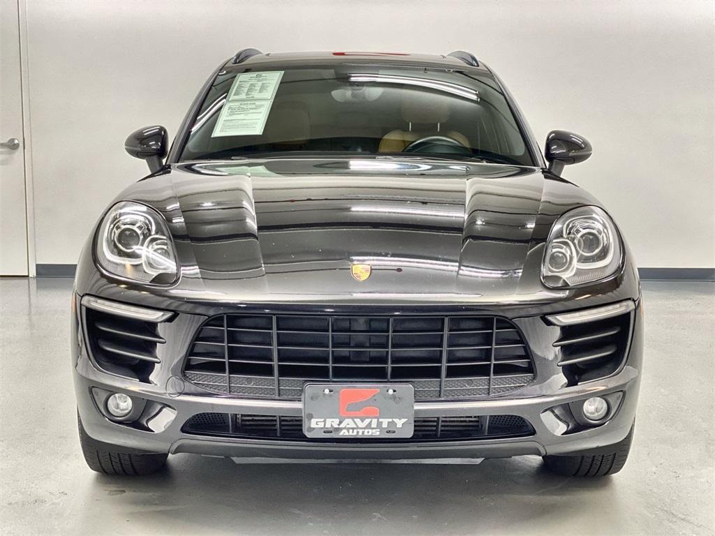 Used 2017 Porsche Macan for sale Sold at Gravity Autos Marietta in Marietta GA 30060 3