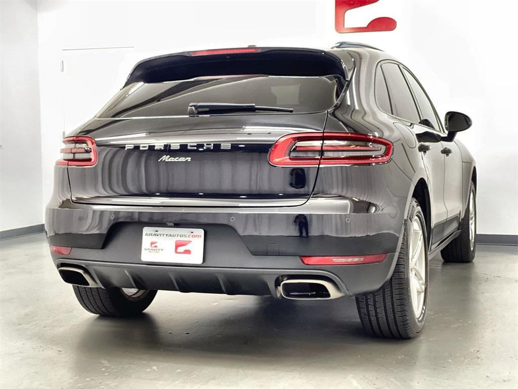 Used 2017 Porsche Macan for sale Sold at Gravity Autos Marietta in Marietta GA 30060 8