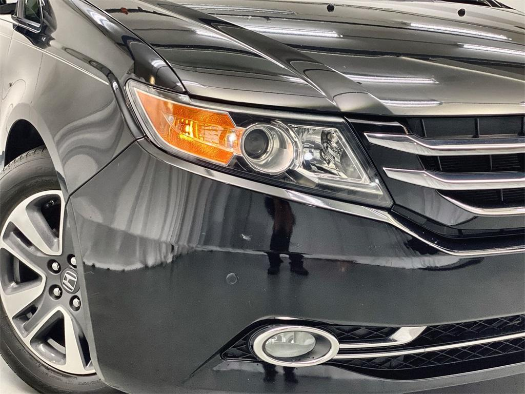 Used 2015 Honda Odyssey Touring Elite for sale Sold at Gravity Autos Marietta in Marietta GA 30060 10