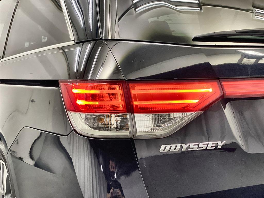 Used 2015 Honda Odyssey Touring Elite for sale Sold at Gravity Autos Marietta in Marietta GA 30060 11