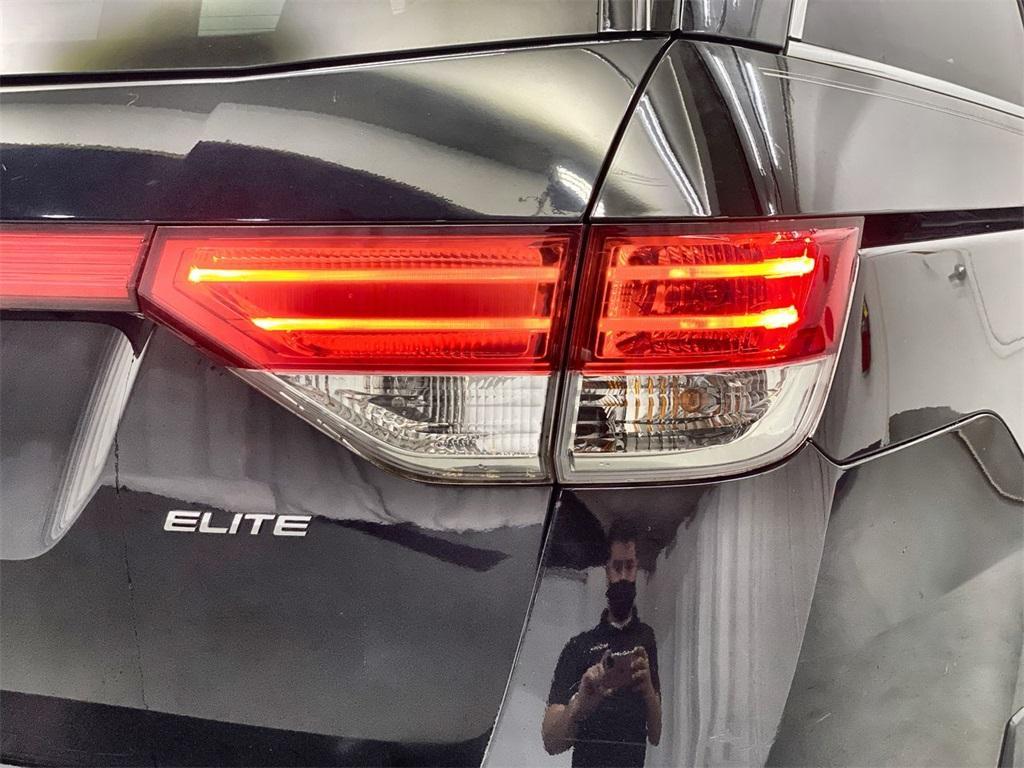 Used 2015 Honda Odyssey Touring Elite for sale Sold at Gravity Autos Marietta in Marietta GA 30060 12