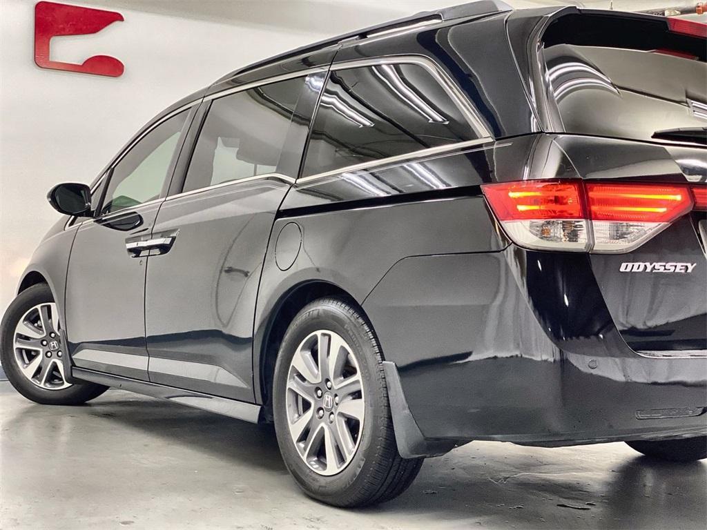 Used 2015 Honda Odyssey Touring Elite for sale Sold at Gravity Autos Marietta in Marietta GA 30060 13