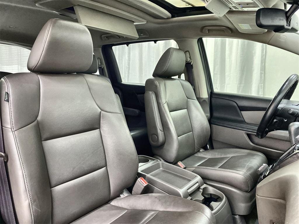 Used 2015 Honda Odyssey Touring Elite for sale Sold at Gravity Autos Marietta in Marietta GA 30060 19
