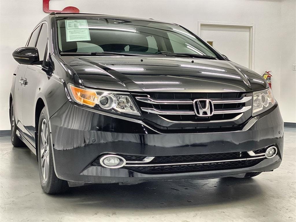 Used 2015 Honda Odyssey Touring Elite for sale Sold at Gravity Autos Marietta in Marietta GA 30060 2