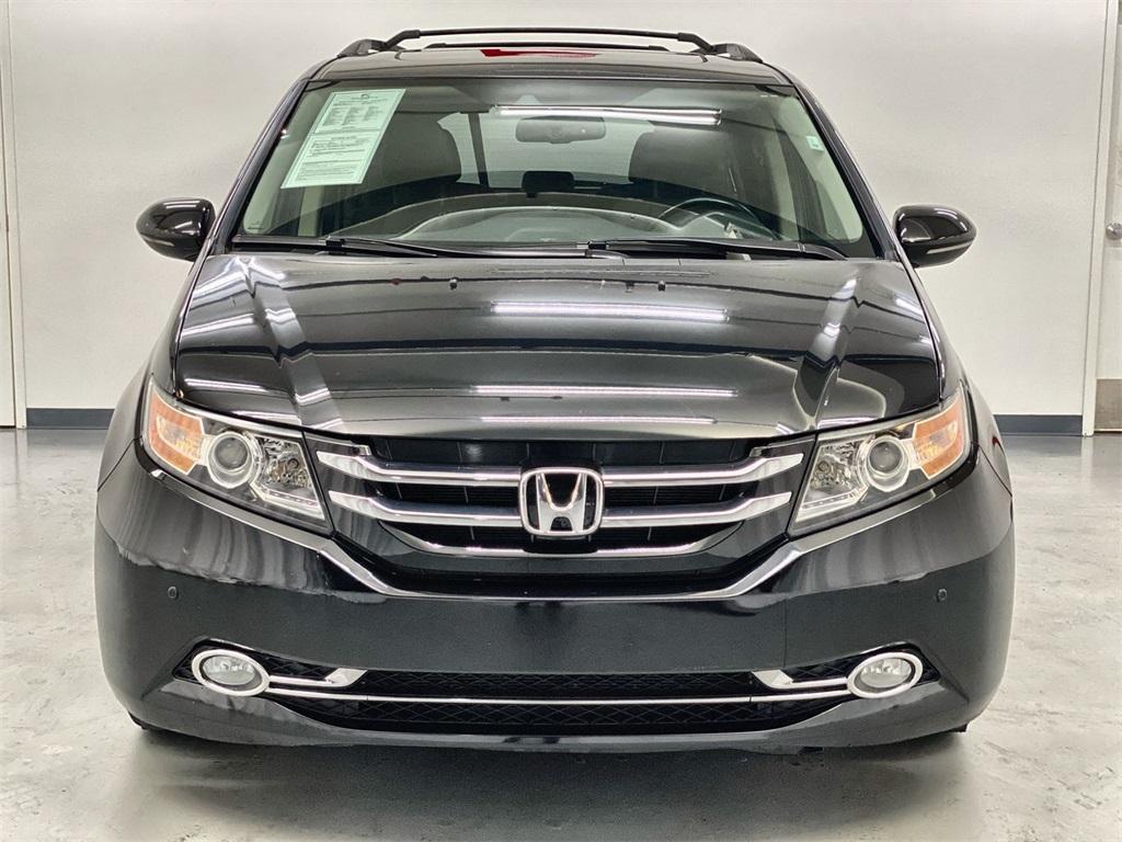 Used 2015 Honda Odyssey Touring Elite for sale Sold at Gravity Autos Marietta in Marietta GA 30060 3