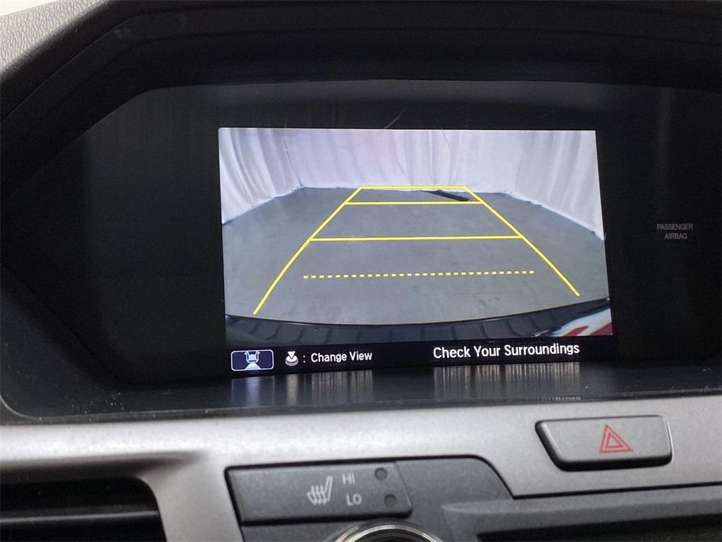Used 2015 Honda Odyssey Touring Elite for sale Sold at Gravity Autos Marietta in Marietta GA 30060 30
