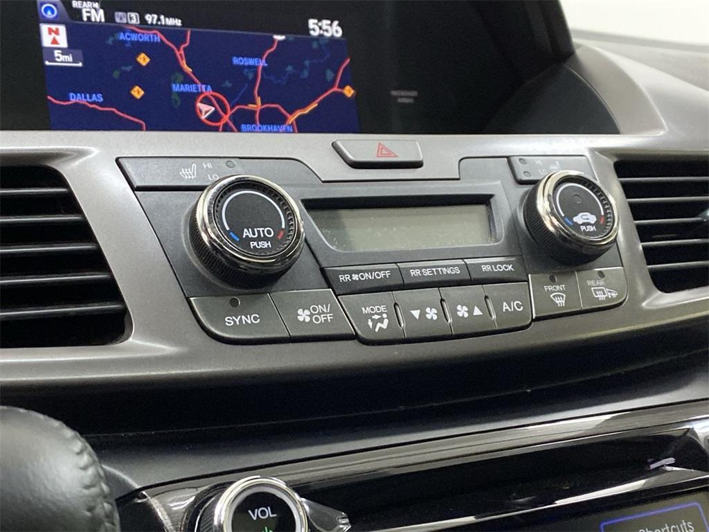 Used 2015 Honda Odyssey Touring Elite for sale Sold at Gravity Autos Marietta in Marietta GA 30060 32