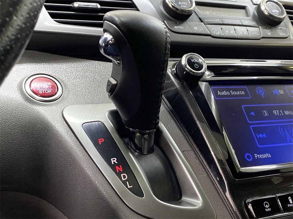 Used 2015 Honda Odyssey Touring Elite for sale Sold at Gravity Autos Marietta in Marietta GA 30060 34