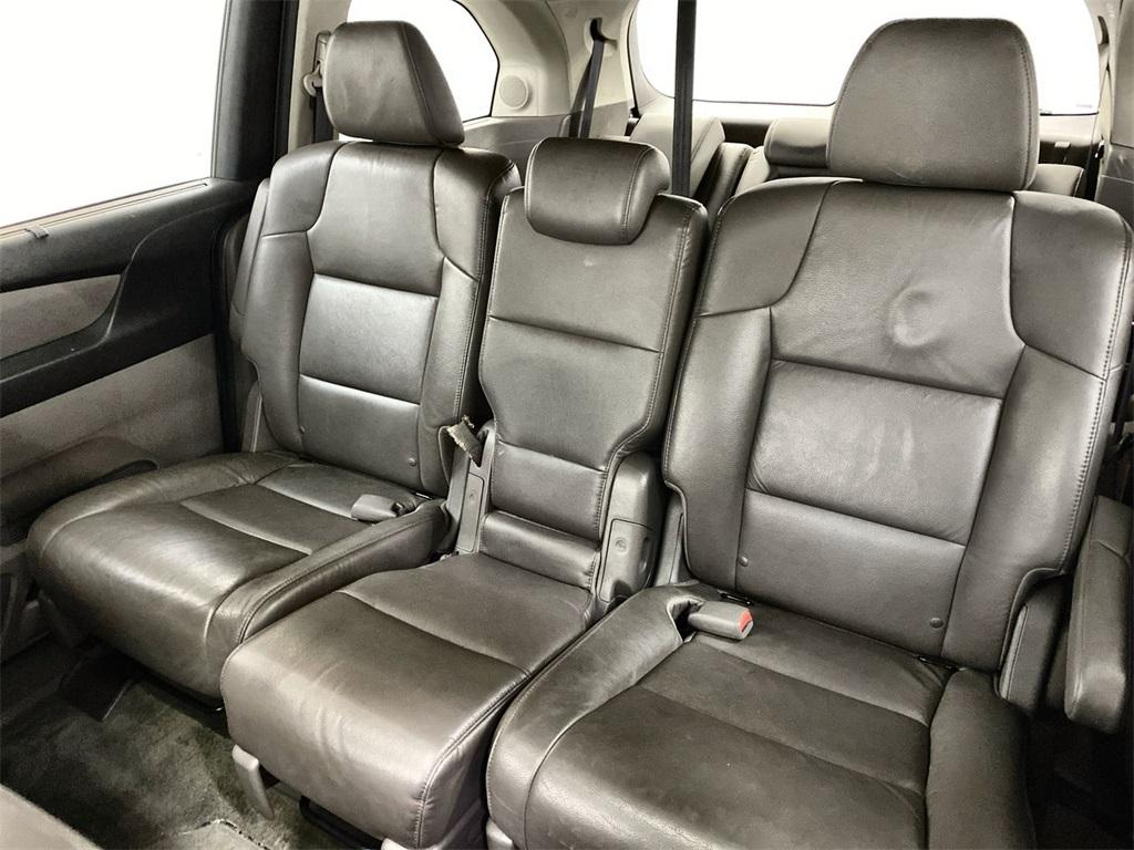 Used 2015 Honda Odyssey Touring Elite for sale Sold at Gravity Autos Marietta in Marietta GA 30060 37