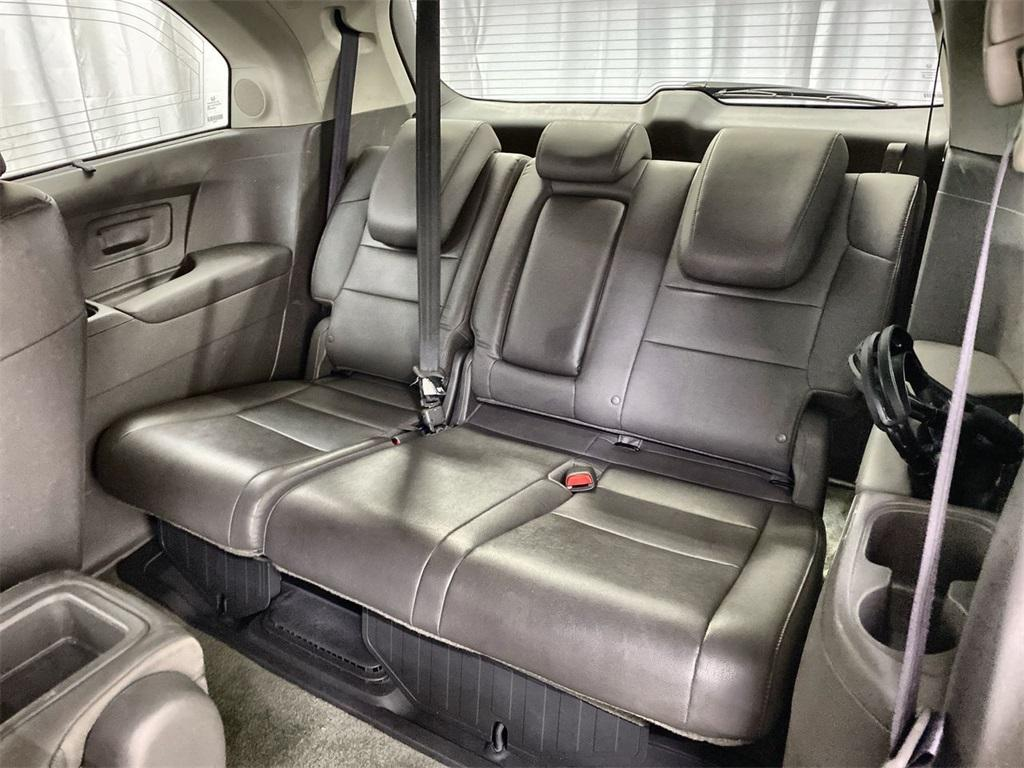 Used 2015 Honda Odyssey Touring Elite for sale Sold at Gravity Autos Marietta in Marietta GA 30060 38