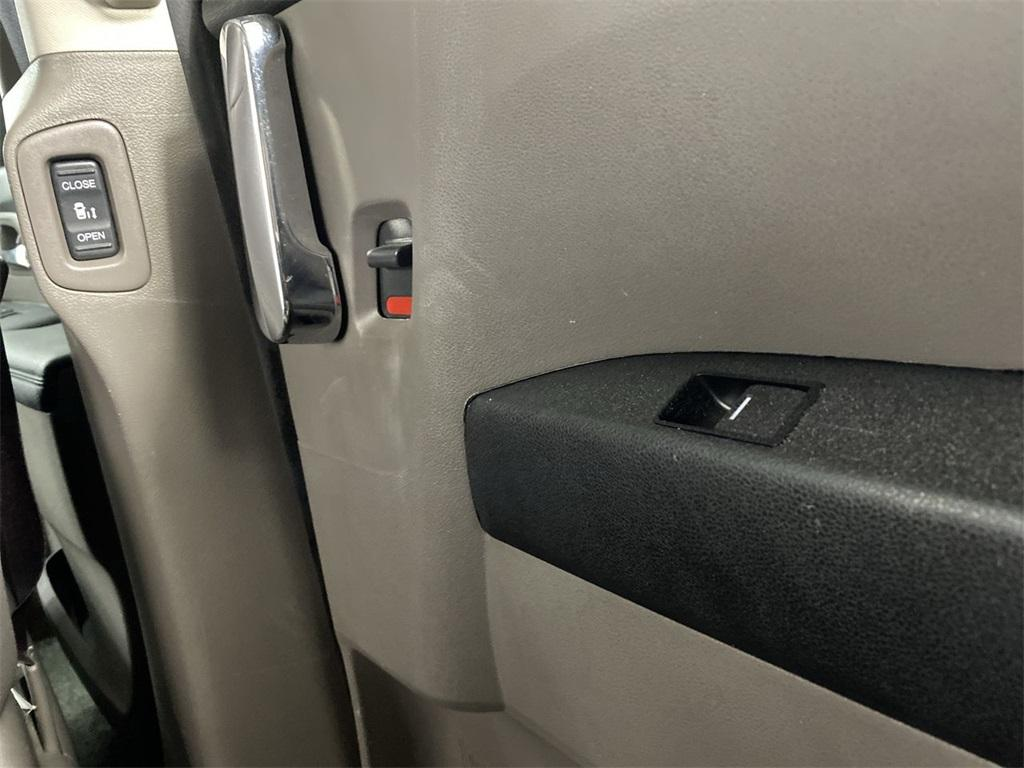 Used 2015 Honda Odyssey Touring Elite for sale Sold at Gravity Autos Marietta in Marietta GA 30060 42