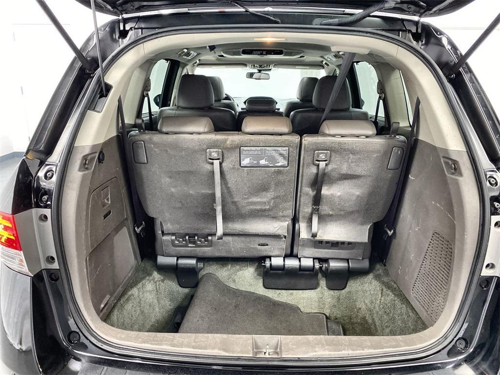 Used 2015 Honda Odyssey Touring Elite for sale Sold at Gravity Autos Marietta in Marietta GA 30060 44