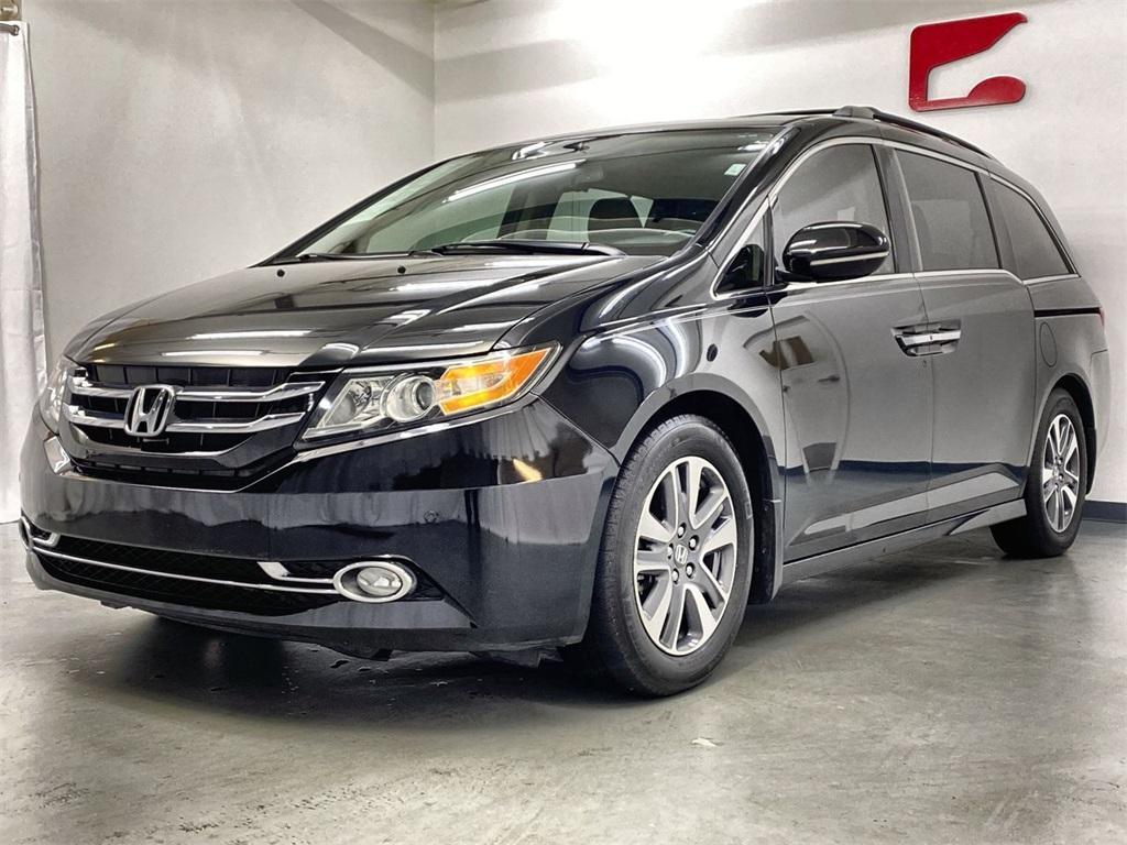 Used 2015 Honda Odyssey Touring Elite for sale Sold at Gravity Autos Marietta in Marietta GA 30060 5