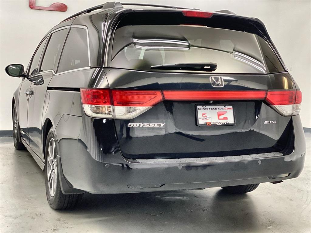 Used 2015 Honda Odyssey Touring Elite for sale Sold at Gravity Autos Marietta in Marietta GA 30060 6