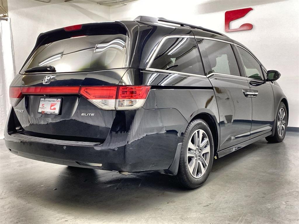 Used 2015 Honda Odyssey Touring Elite for sale Sold at Gravity Autos Marietta in Marietta GA 30060 9
