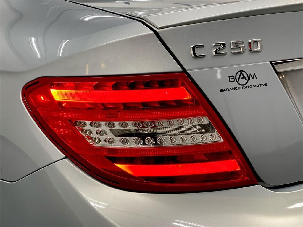 Used 2015 Mercedes-Benz C-Class C 250 for sale Sold at Gravity Autos Marietta in Marietta GA 30060 11