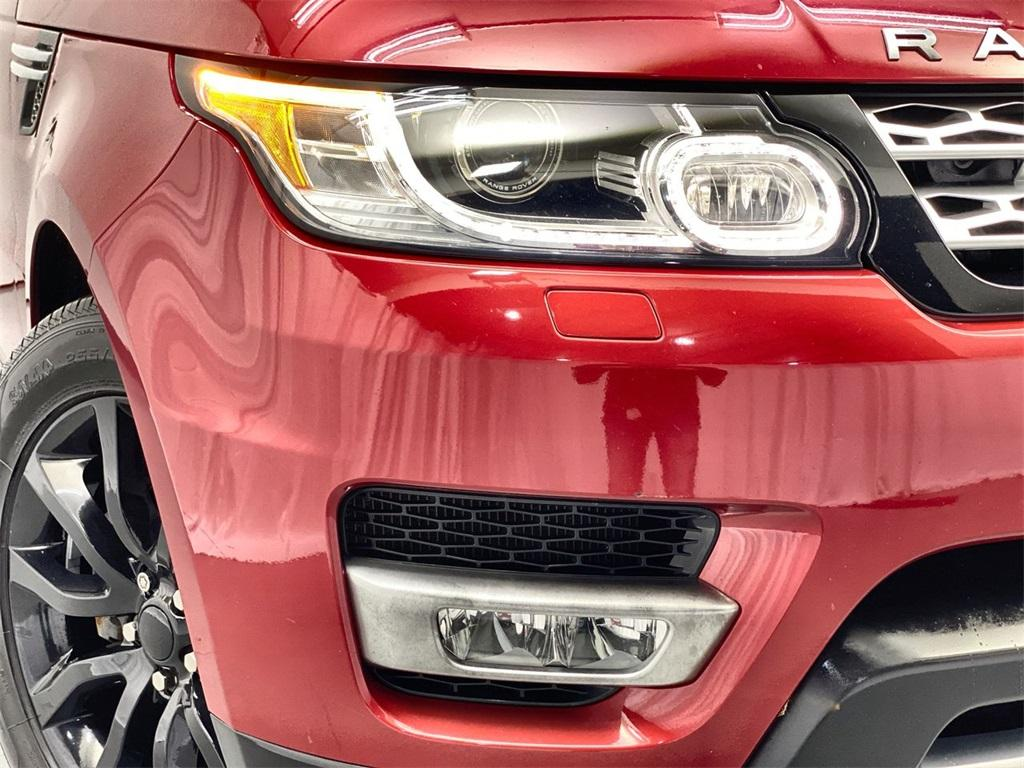 Used 2017 Land Rover Range Rover Sport 3.0L V6 Supercharged HSE for sale Sold at Gravity Autos Marietta in Marietta GA 30060 10