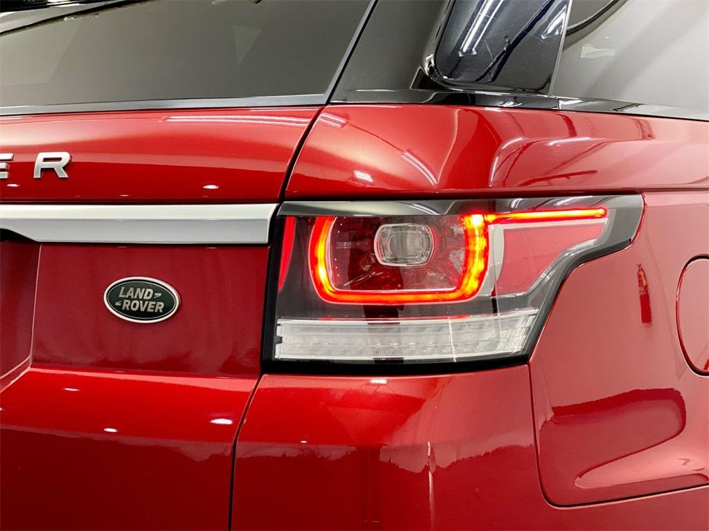 Used 2017 Land Rover Range Rover Sport 3.0L V6 Supercharged HSE for sale Sold at Gravity Autos Marietta in Marietta GA 30060 12