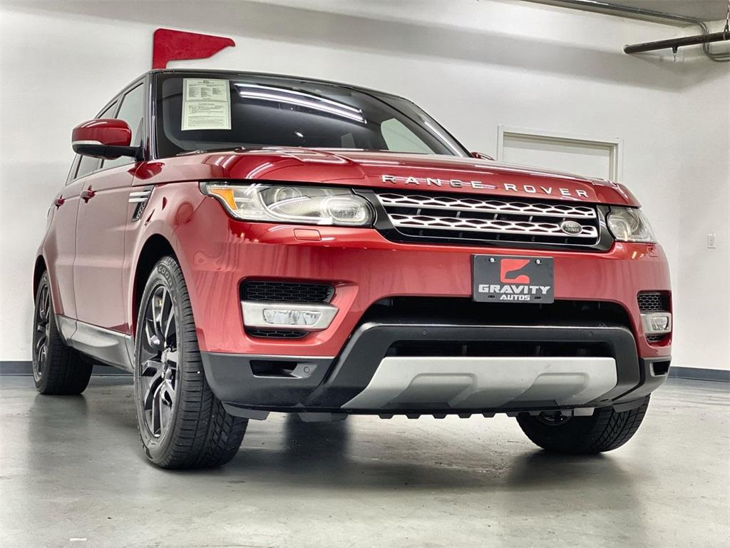 Used 2017 Land Rover Range Rover Sport 3.0L V6 Supercharged HSE for sale Sold at Gravity Autos Marietta in Marietta GA 30060 2