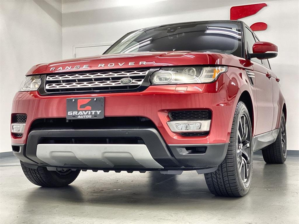 Used 2017 Land Rover Range Rover Sport 3.0L V6 Supercharged HSE for sale Sold at Gravity Autos Marietta in Marietta GA 30060 4