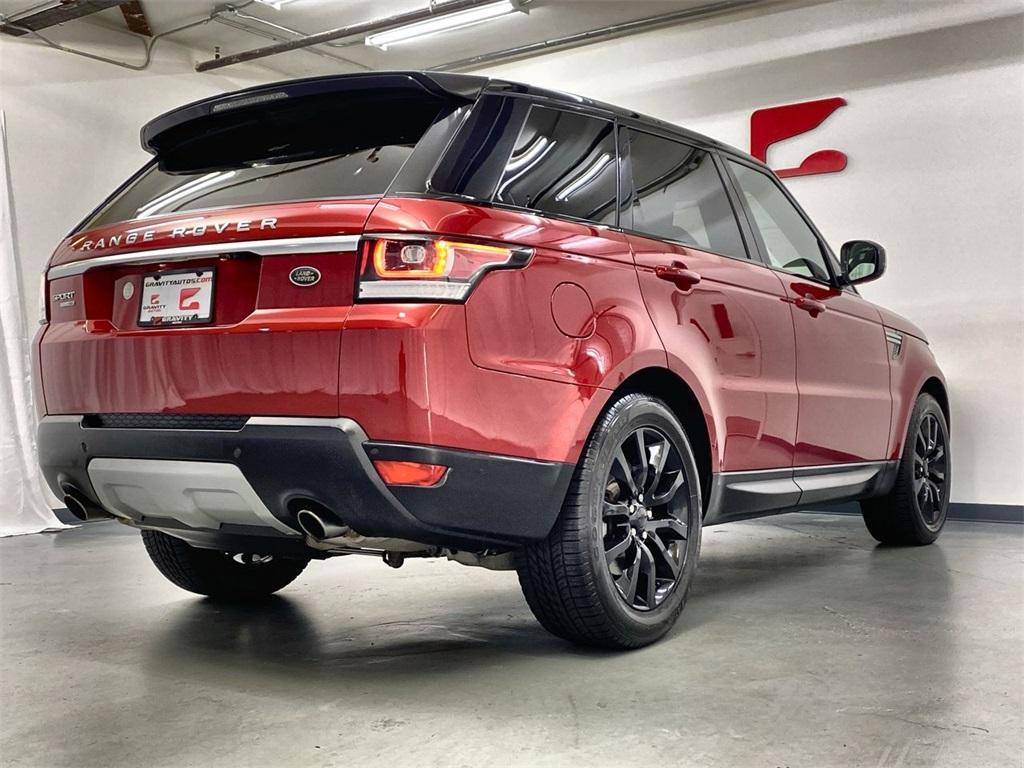 Used 2017 Land Rover Range Rover Sport 3.0L V6 Supercharged HSE for sale Sold at Gravity Autos Marietta in Marietta GA 30060 9