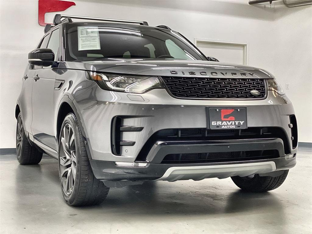 Used 2017 Land Rover Discovery HSE for sale Sold at Gravity Autos Marietta in Marietta GA 30060 2