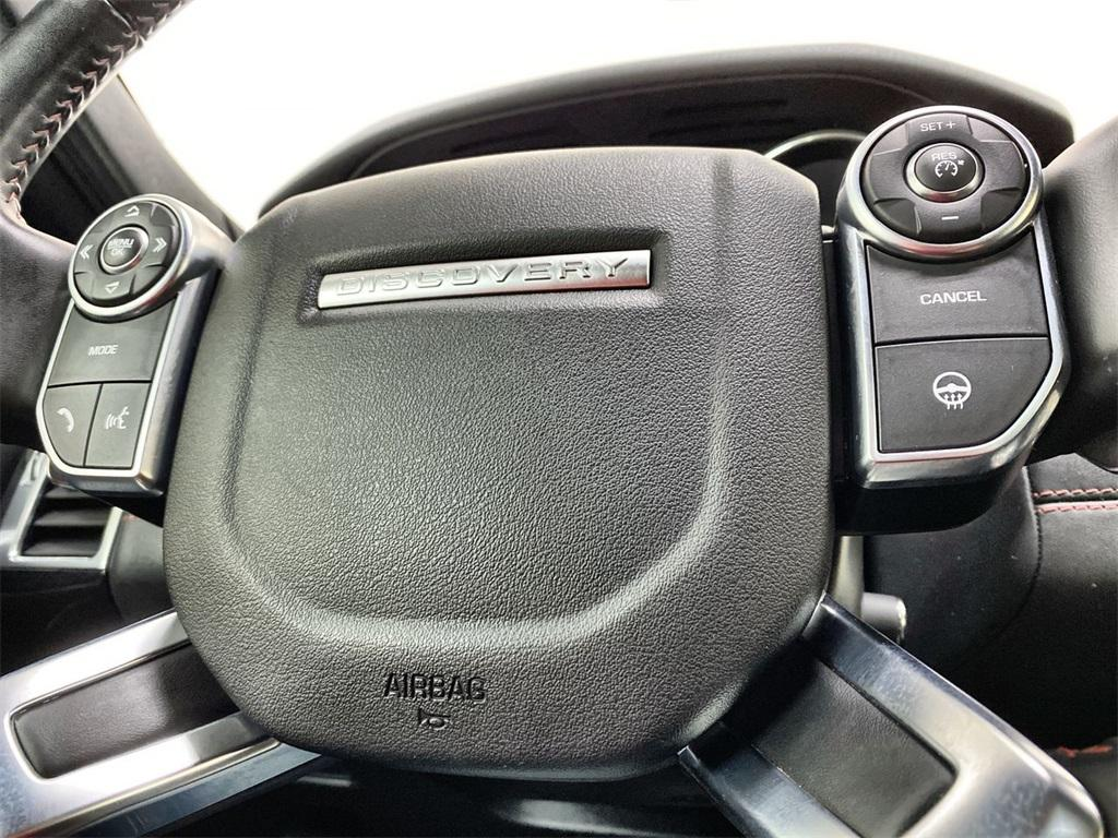 Used 2017 Land Rover Discovery HSE for sale Sold at Gravity Autos Marietta in Marietta GA 30060 26