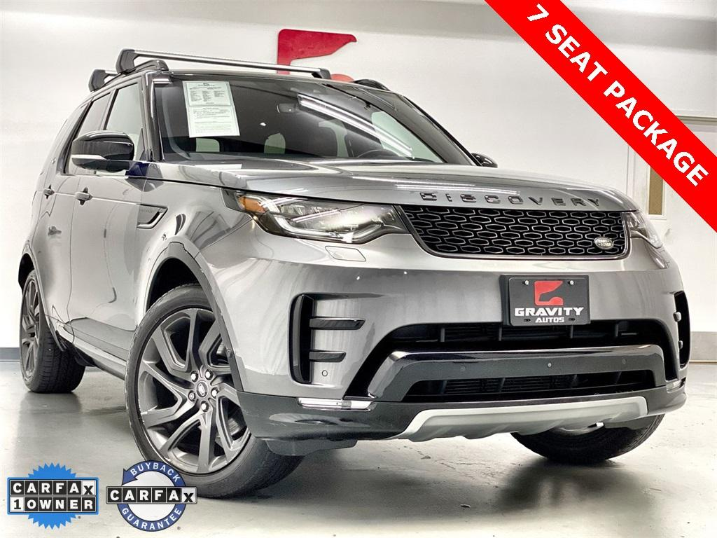 Used 2017 Land Rover Discovery HSE for sale Sold at Gravity Autos Marietta in Marietta GA 30060 1
