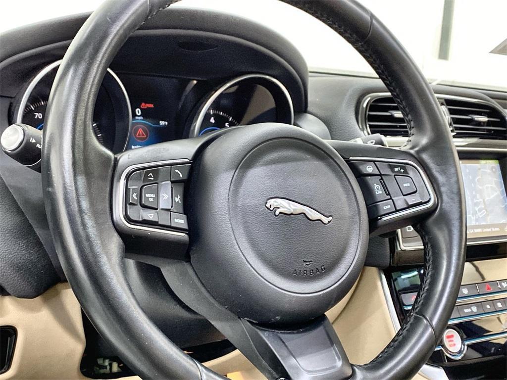 Used 2017 Jaguar XE 25t Prestige for sale Sold at Gravity Autos Marietta in Marietta GA 30060 24
