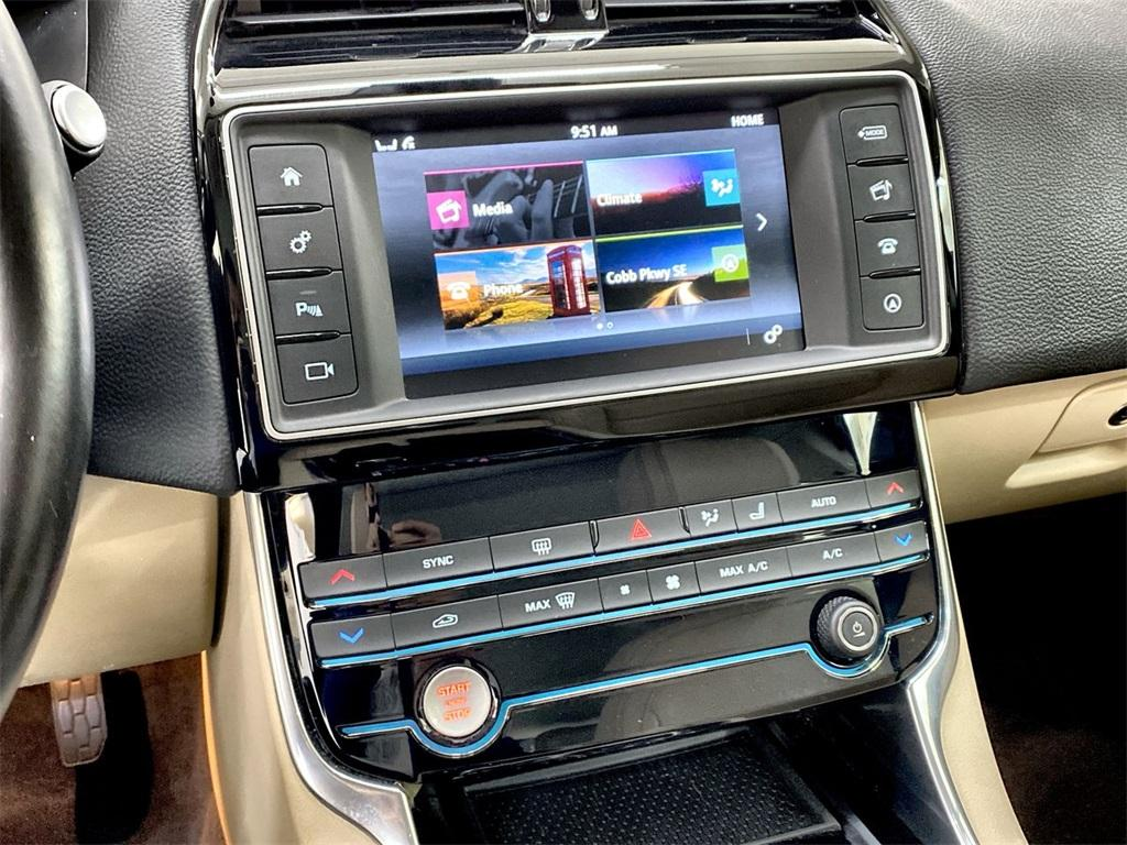 Used 2017 Jaguar XE 25t Prestige for sale Sold at Gravity Autos Marietta in Marietta GA 30060 39
