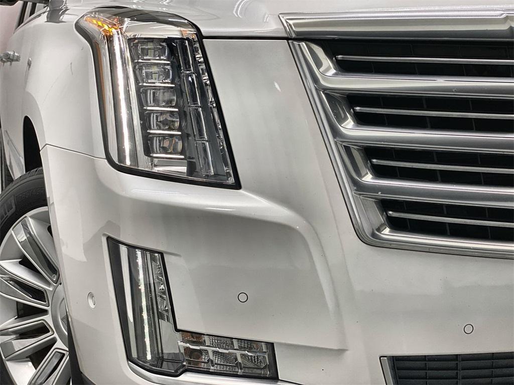 Used 2017 Cadillac Escalade Platinum Edition for sale Sold at Gravity Autos Marietta in Marietta GA 30060 10