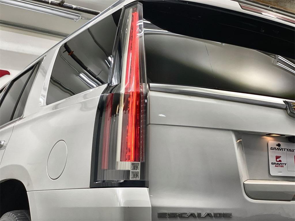 Used 2017 Cadillac Escalade Platinum Edition for sale Sold at Gravity Autos Marietta in Marietta GA 30060 11