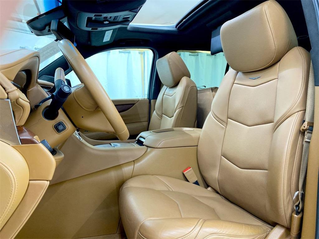 Used 2017 Cadillac Escalade Platinum Edition for sale Sold at Gravity Autos Marietta in Marietta GA 30060 17