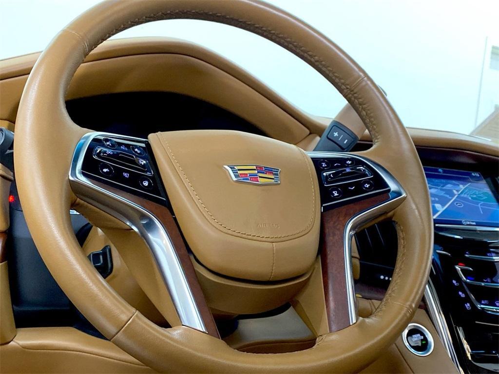 Used 2017 Cadillac Escalade Platinum Edition for sale Sold at Gravity Autos Marietta in Marietta GA 30060 24