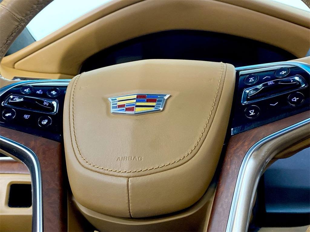 Used 2017 Cadillac Escalade Platinum Edition for sale Sold at Gravity Autos Marietta in Marietta GA 30060 25