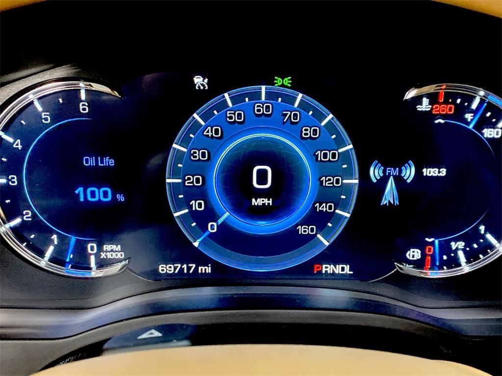Used 2017 Cadillac Escalade Platinum Edition for sale Sold at Gravity Autos Marietta in Marietta GA 30060 26