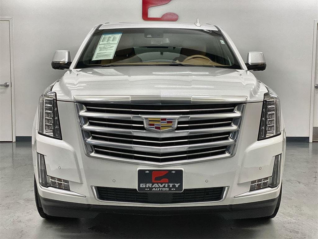 Used 2017 Cadillac Escalade Platinum Edition for sale Sold at Gravity Autos Marietta in Marietta GA 30060 3