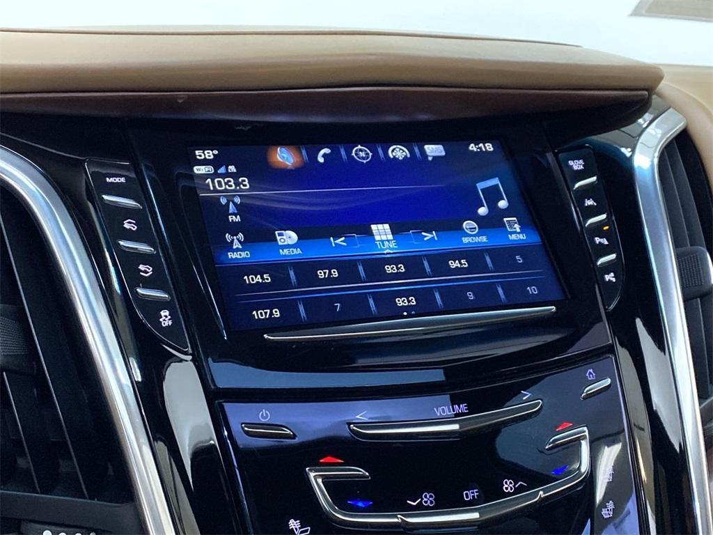 Used 2017 Cadillac Escalade Platinum Edition for sale Sold at Gravity Autos Marietta in Marietta GA 30060 31